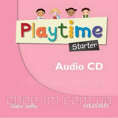 Playtime Starter Audio CD / Аудио диск к курсу
