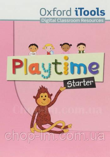 Playtime Starter iTools / ресурсы для интерактивной доски