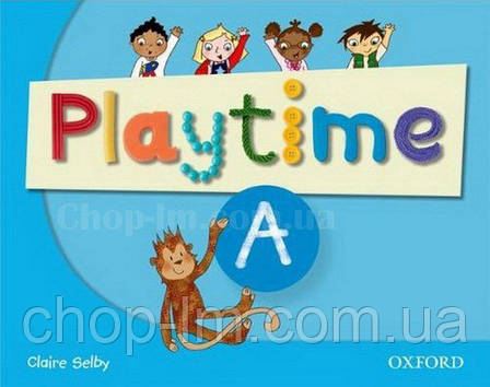 Playtime A Class Book / Учебник, фото 2