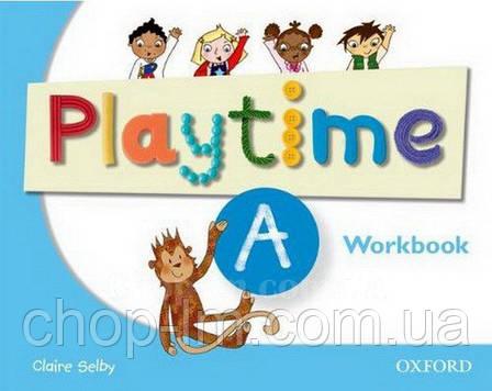 Playtime A Workbook / Рабочая тетрадь, фото 2