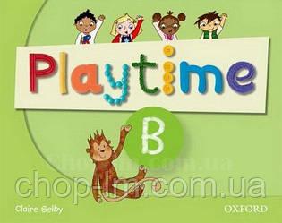 Playtime B Class Book / Учебник