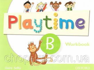 Playtime B Workbook / Рабочая тетрадь