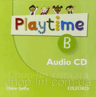 Playtime B Audio CD / Аудио диск к курсу, фото 2