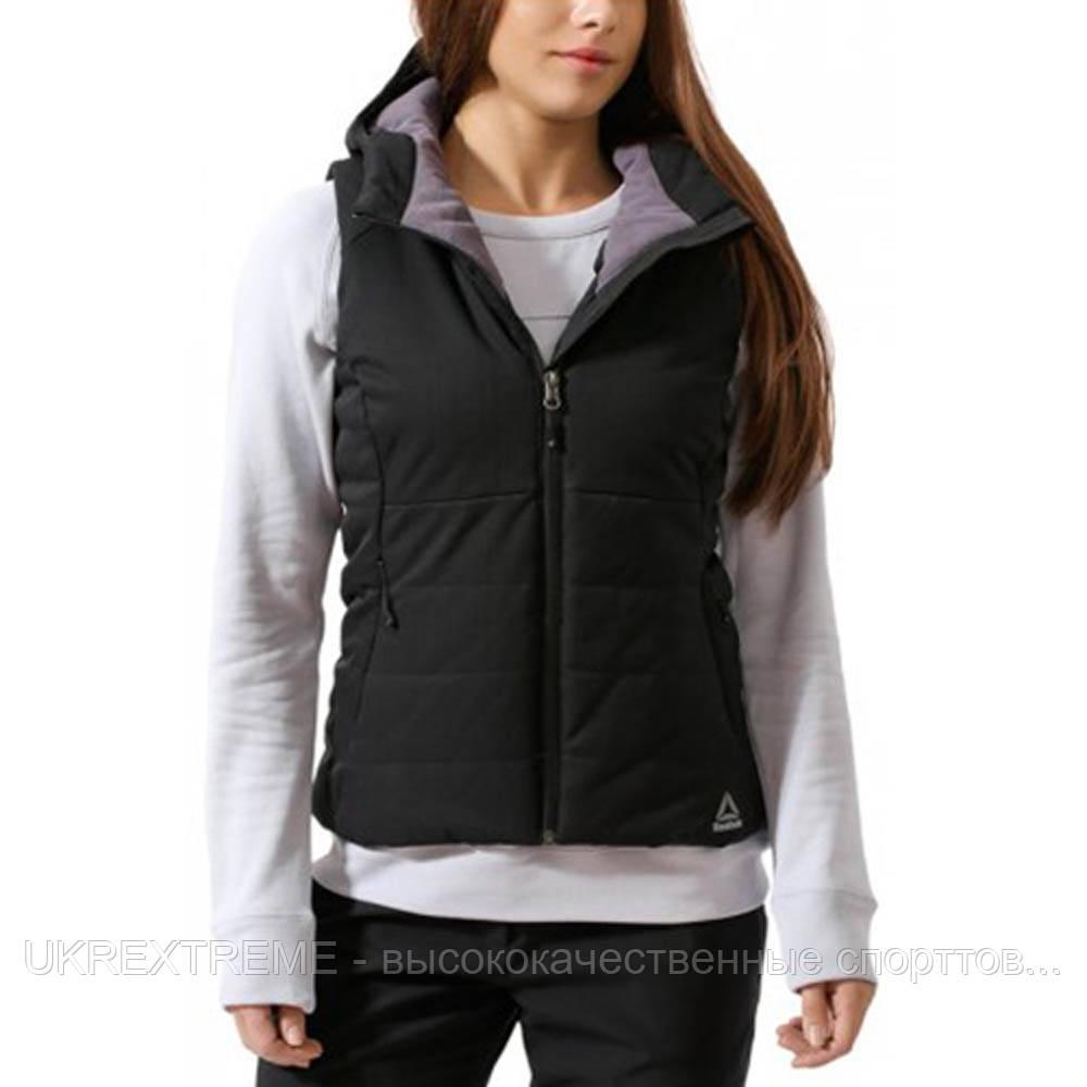 Жилет Reebok FW Padded Vest (ОРИГИНАЛ) - UKREXTREME - высококачественные  спорттовары в Киеве 513674570d311