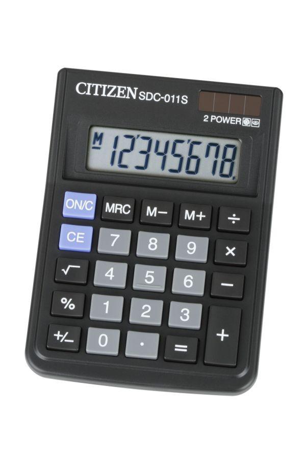 Калькулятор Citizen SDC-011S настольный