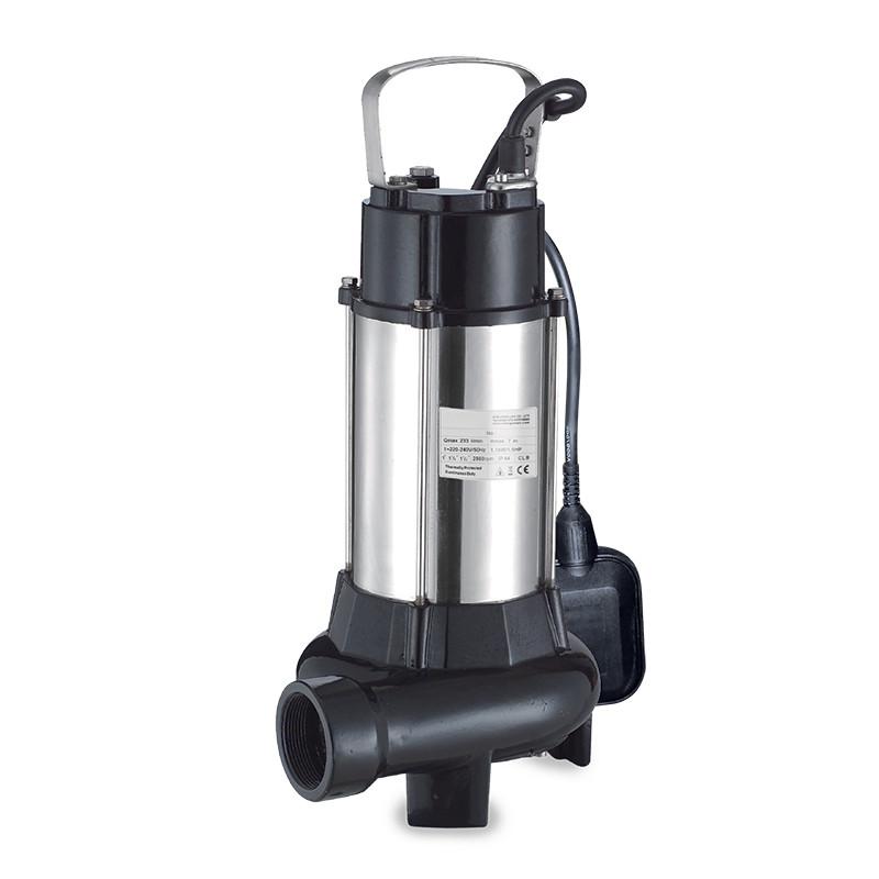 Насос канализационный 1.1кВт Hmax 7м Qmax 270л/мин (с ножом) aquatica 773331