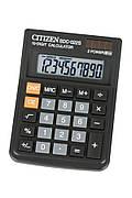 Калькулятор Citizen SDC-022S настольный