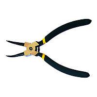 Круглогубцы для снятия стопорных колец 200мм (внутренние гнутые) sigma 4350161