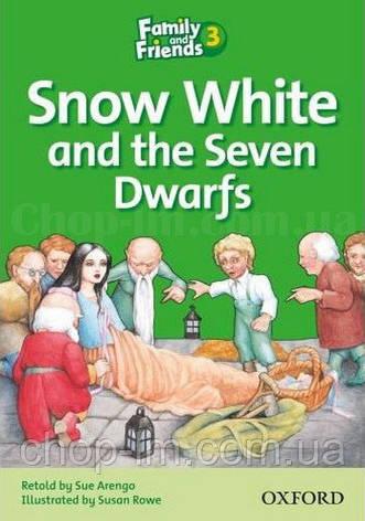 Family and Friends 3 Reader A Snow White (адаптированная книга для чтения начальной школы), фото 2
