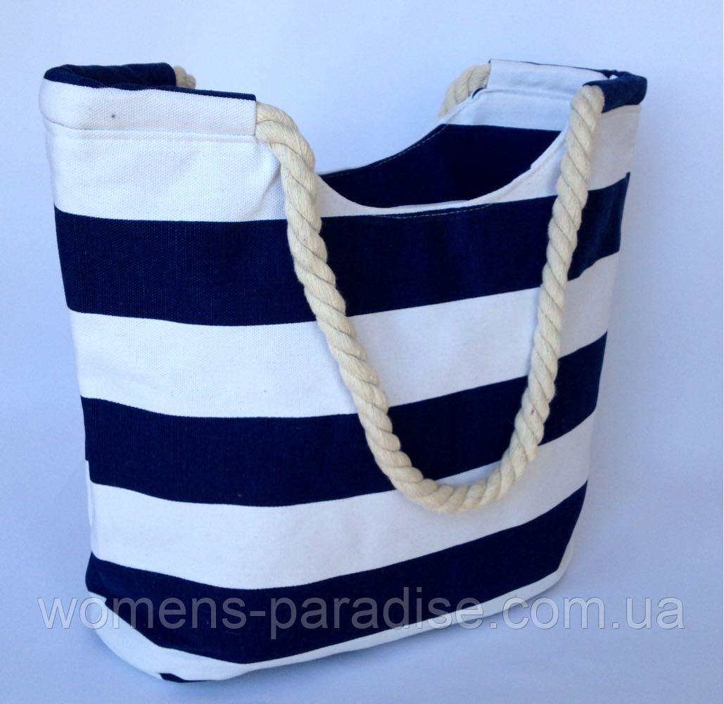 34cf40a0c066 Пляжная сумка в морском стиле Полоска синяя: продажа, цена в ...
