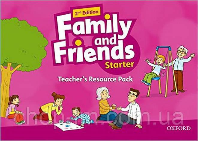 Family and Friends 2nd (second) Edit Starter Teacher's Resource Pack (материалы для преподавателя 2-е издание), фото 2