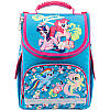 Рюкзак школьный каркасный Kite My Little Pony LP18-501S-1; рост 115-130 см
