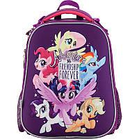Рюкзак школьный каркасный 531 Little Pony LP18-531M; рост 130-145 см