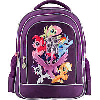 Рюкзак школьный Kite My Little Pony LP18-509S; рост 115-130 см, фото 1