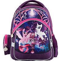 Рюкзак школьный Kite My Little Pony LP18-521S; рост 115-130 см, фото 1