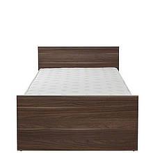 Ліжко дитяче з ДСП/МДФ з каркасом LOZ 90 Опен Gerbor