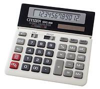 Citizen SDC-368 калькулятор бухгалтерский
