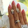 Серебряное кольцо Арт. 132