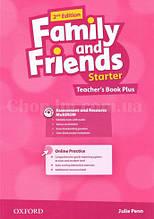 Family and Friends 2nd (second) Edition Starter Teacher's Book Plus (Книга для учителя, 2-е издание)