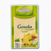 Сыр Hofburger  Gouda 48% 400г нарезка