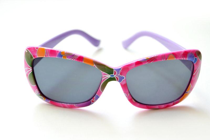 Детские защитные очки от солнца