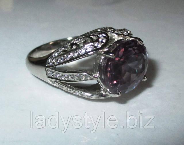 купить александрит натуральный украшения перстень кольцо