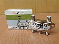 DISEqC Alphabox AD-42