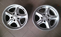Литые диски Mercedes Vito R-15 разболтовка 5х112