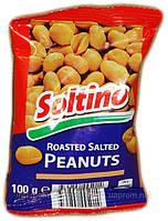 Арахис жареный подсоленный Roasted salted Peanuts (Польша) 100г