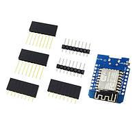 D1 Mini NodeMcu V3 4 М байт (32 Мбит) FLASH Lua WI-FI на ESP8266, фото 1