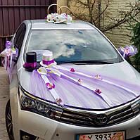 Комплект украшений для свадебной машины