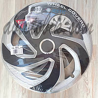 Колпаки на колеса Jestic Rex Ring Mix R14 (к-т 4 шт.), фото 1