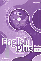 English Plus 2nd(second) Edition Starter Teacher's Book + Practice Kit / Книга для учителя
