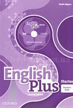 English Plus 2nd(second) Edition Starter Teacher's Book + Practice Kit / Книга для учителя