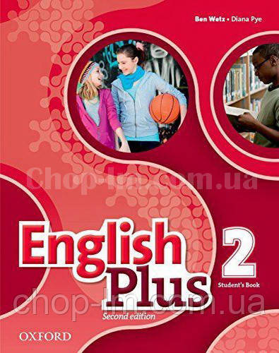 English Plus 2nd(second) Edition 2 Student's Book / Учебник 2-е издание