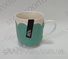 Чашка Krauff 21-252-019 фарфоровая 300 мл