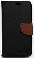 Book Case GS Samsung J3-2017/J330 black