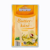 Сыр Hofburger Butter-Case 45% 400г нарезка
