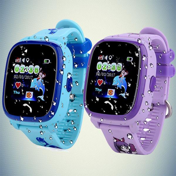 Как самостоятельно настроить детские умные часы с GPS-трекером