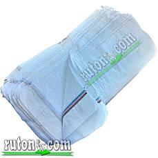 Мешок  три полоски, для мусора, муки, сахара, зерна, 55 х 105 см 62 г/м² (100 шт в уп.)