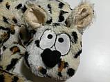 Мягкая игрушка-подушка ручной работы Гепард, фото 3