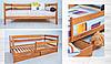 Детская кровать Марио с ящиками, фото 4