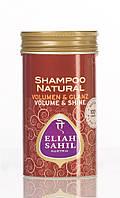 """Органический шампунь-порошок """"Объем и блеск» 400 г. Eliah Sahil"""