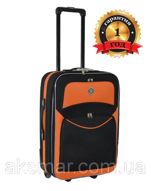 Чемодан Bonro Best Средний Черно-оранжевый (110167) — в Категории ... 34078f9d053