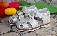 Ортопедические босоножки для девочки Том.м