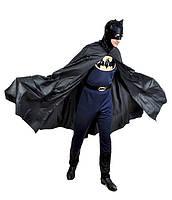 Бэтмен мужской карнавальный костюм, фото 1