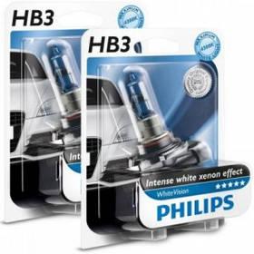 Philips White Vision 4300K +60% HB3