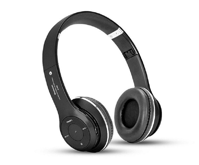 Бездротові Bluetooth стерео навушники S460