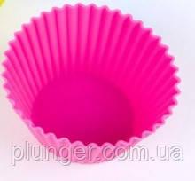 Форма для выпечки силиконовая Кекс маленький классический