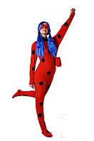 Леди Баг женский карнавальный костюм \ размер универсальный \ BL - ВЖ288